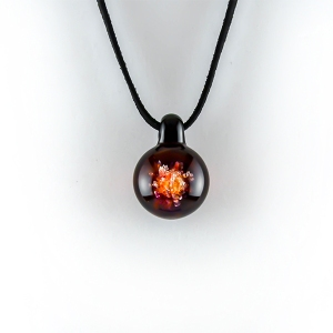 Red Pendant Cosmos